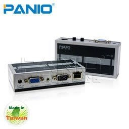 PANIO 影音延長器 【VAE302TR】 VGA Audio 修正訊號衰減 聚焦調整 明亮調整 新風尚潮流