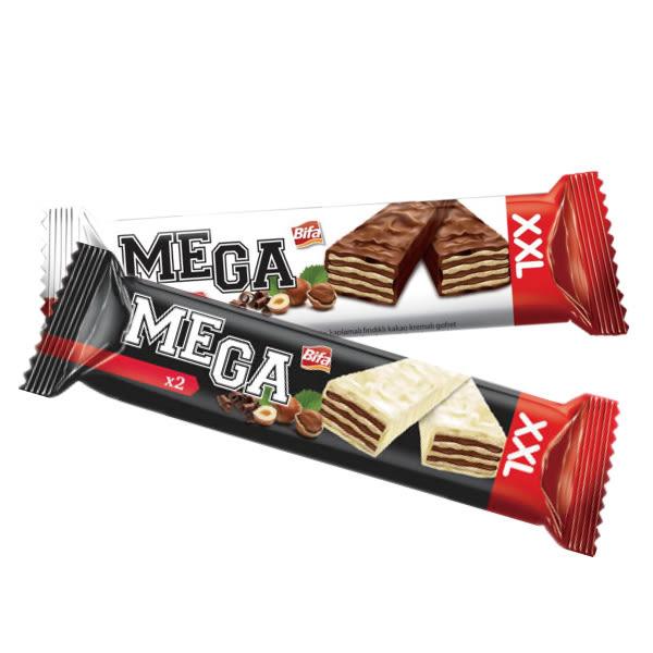 土耳其 Bifa 比夫特大黑/白 巧克力酥 55g【櫻桃飾品】【26918】