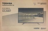◎蜜糖泡泡◎TOSHIBA 東芝 32吋液晶顯示器(32L2686T)配送不安裝