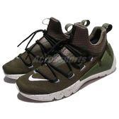 【六折特賣】Nike 休閒鞋 Air Zoom Grade 綠 灰 襪套式 潑墨 越野風格 男鞋 運動鞋【PUMP306】 924465-300