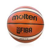 Molten 超軟雙層PU12片貼籃球#7(免運 七號球≡體院≡
