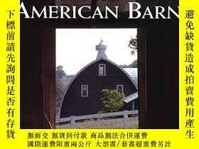 二手書博民逛書店The罕見American BarnY19139 Randy L