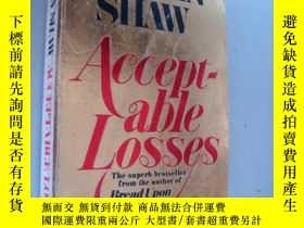 二手書博民逛書店acceptable罕見lossesY85718 irwin s