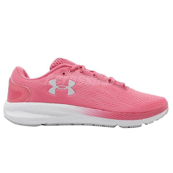 UNDER ARMOUR UA Charged Pursuit 2 女鞋 慢跑 輕量 透氣 緩震 舒適 粉【運動世界】3022604-601