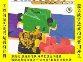 二手書博民逛書店Microsoft罕見Office 2000: Introductory Course (Tutorial Ser