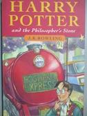 【書寶二手書T1/原文小說_NGY】Harry Potter and the Philosopher s Stone_J. K. Rowling