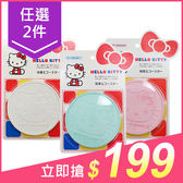 【任選2件$199】Hello Kitty 珪藻土杯墊(圓形)1入 3色可選【小三美日】