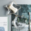 玻璃描金肥皂盒香皂碟北歐風格衛生間洗手盆簡約時尚香皂盒肥皂托 樂活生活館
