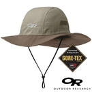 【OR 美國】GORE-TEX 防水透氣招牌大盤帽『卡其』280135 登山|露營|休閒|戶外|夏季|防曬