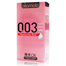 OKAMOTO岡本003玻尿酸極薄衛生套 保險套 10片【DDBS】
