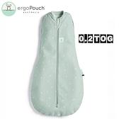 【愛吾兒】澳洲 ErgoPouch ergoCocoon 二合一舒眠包巾 0.2TOG(四季款)蘇答綠