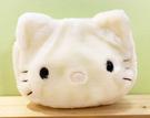 【震撼精品百貨】Hello Kitty 凱蒂貓~Hello Kitty日本SANRIO三麗鷗KITTY化妝包/收納包-造型絨毛14002