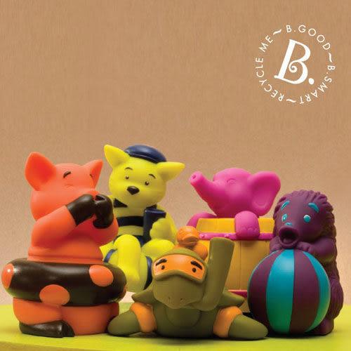 【奇買親子購物網】美國B.Toys 貝思愛玩水