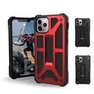 [2美國直購] Urban Armor Gear 手機保護殼 Monarch系列 適用iPhone 11 Pro(5.8吋) 黑/紅/碳纖維