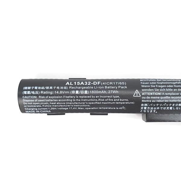 宏碁 ACRE AL15A32 原廠規格 電池 ASPIRE E5-473 E5-473G E5-473TG E5-474 E5-474G E5-491 E5-491G E5-522 E5-522G