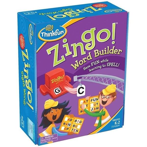 拼字賓果ABCZingo! Word Builder