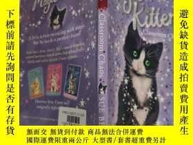 二手書博民逛書店magic罕見kitten classroom chaos 魔法小貓教室混亂..Y200392