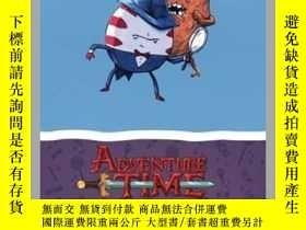 二手書博民逛書店Adventure罕見Time: Candy Capers Mathematical EditionY4100