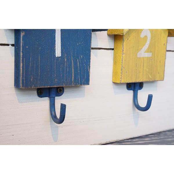 【西班牙BATELA】實用木屋型壁掛掛勾 (壁飾/ 家居用品/ 送禮首選)