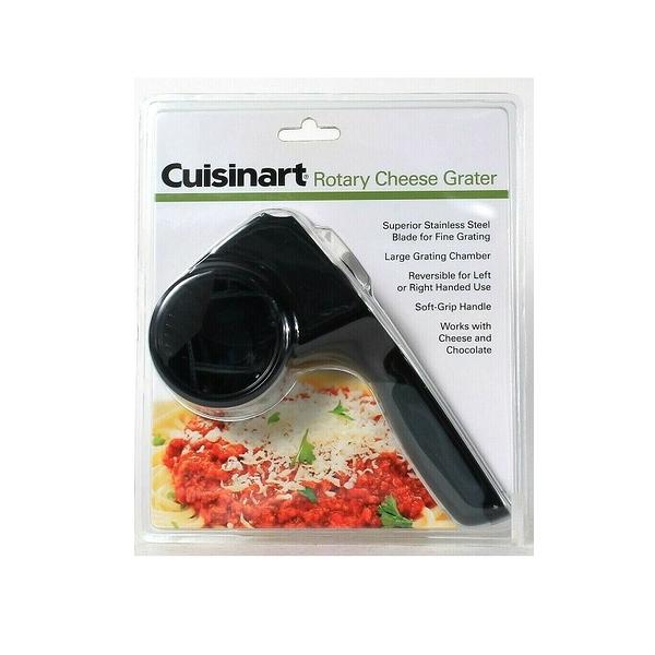 Cuisinart 旋轉刨刀 Rotary Cheese Grater Stainless Steel Blade For Fine Grating [2美國直購]