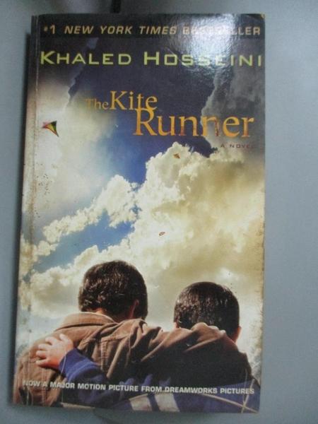【書寶二手書T1/原文小說_GFG】The Kite Runner_Khaled Hosseini