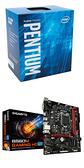 【自組DIY兩件組G6】Intel Pentium Gold G6400+技嘉 B560M GAMING HD