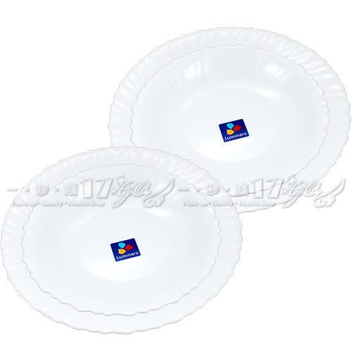 ☆17go☆ LANOR Luminarc優質強化餐具2件組*2組入