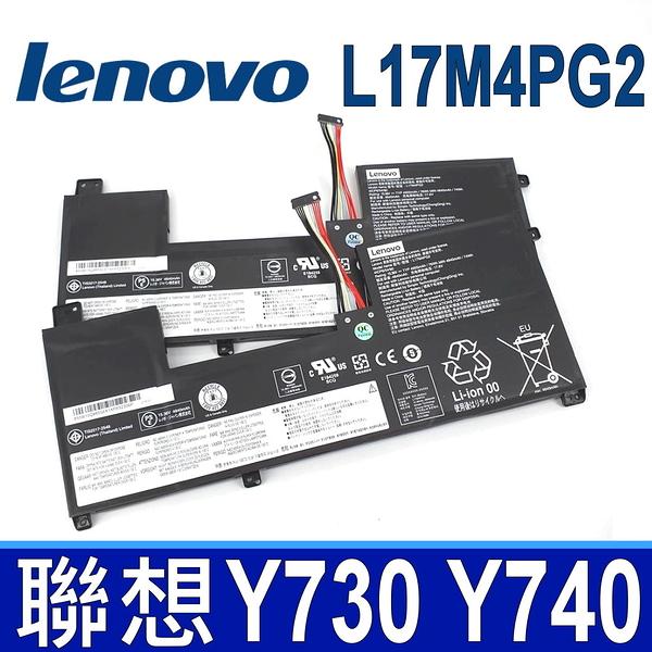 LENOVO L17M4PG2 4芯 原廠電池 L17C4PG2 L17L4PG2 L17S4PG2 Legion Y730-17 Y740-17