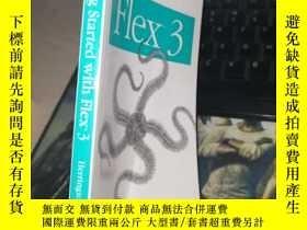 二手書博民逛書店Getting罕見Started with Flex 3Y283