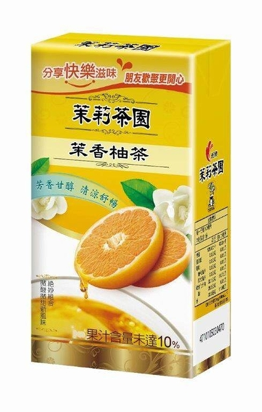●【免運直送】光泉茉莉茶園-茉莉柚茶300ml(24入/箱)*2箱【合迷雅好物超級商城】