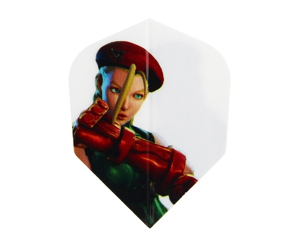 【S4 x Street Fighter V】倩咪 -CAMMY- 鏢翼 DARTS