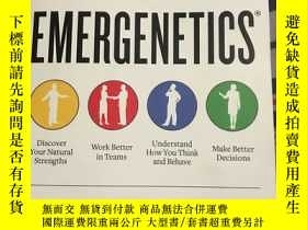 二手書博民逛書店Emergenetics:罕見Tap Into the New