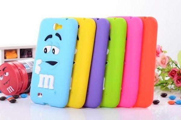 彩虹豆SONY Xperia Xperia M2/M4 Aqua手機套 手機保護套 軟套 手機殼