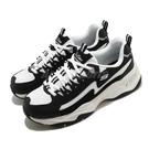 Skechers 休閒鞋 D Lites 4.0 黑 白 女鞋 運動鞋 老爹鞋 【ACS】 149491BKW
