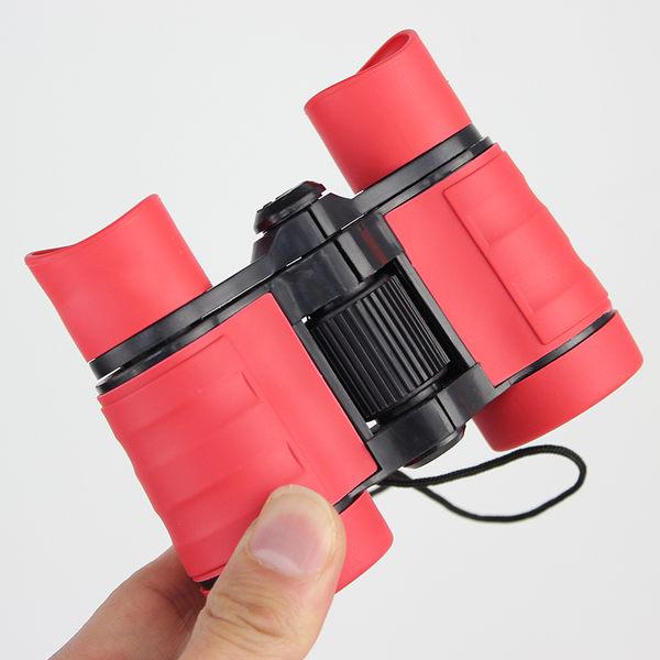 PUROO兒童望遠鏡袖珍迷你高清望眼鏡雙筒女男小孩玩具學生【時尚家居館】