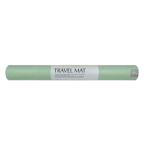 Taimat 天然橡膠瑜珈墊 183cm-觀想系列 - 南禪綠