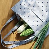 購物袋 優思居 牛津布可折疊購物袋 超市加厚防水買菜布袋便攜百搭手提袋