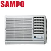 【SAMPO聲寶】4-6坪定頻右吹窗型冷氣AW-PC28R
