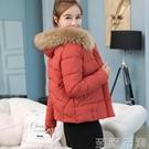 羽絨棉服女短款韓版百搭棉衣外套冬季新款加厚小棉襖ins爆款 至簡元素