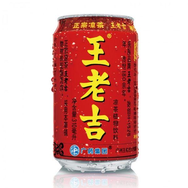 王老吉 正宗涼茶 310ml (24入/箱)