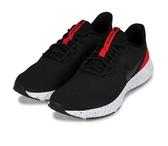 NIKE系列-REVOLUTION 5 男款黑紅色運動慢跑鞋-NO.BQ3204003