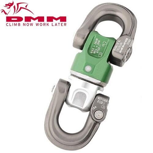 『VENUM旗艦店』DMM 可拆式萬向連接轉環 2/萬向結/八字形轉環/繩索方向結/萬象轉環 Nexus 2 SW480