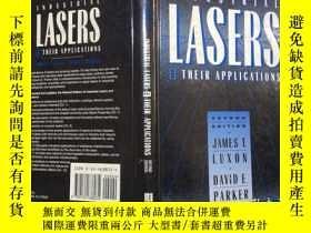 二手書博民逛書店Industrial罕見Lasers and their app