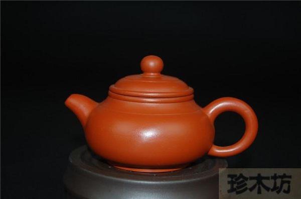 宜興正品紫砂(徐國發掇只壺)