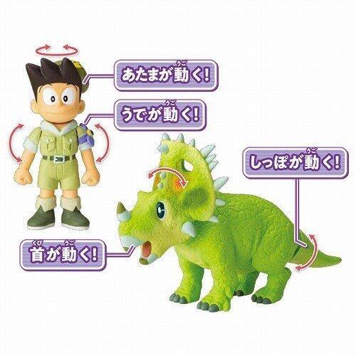 TOMICA ANIA 哆啦a夢 C套組 小夫 AN15380 多美動物園 TAKARA TOMY
