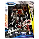 《 TOBOT 》 機器戰士 - GD SHUTTLE  /  JOYBUS玩具百貨
