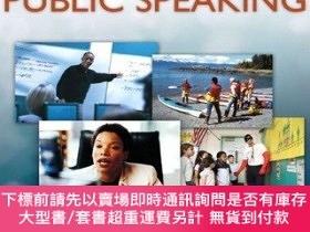 二手書博民逛書店Everyday罕見Public Speaking [With Access Code]-日常公共演講Y414