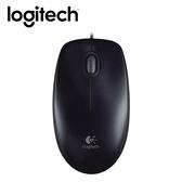 【Logitech 羅技】B100 USB 有線光學滑鼠