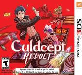3DS 戰略紙牌:起義(美版代購)