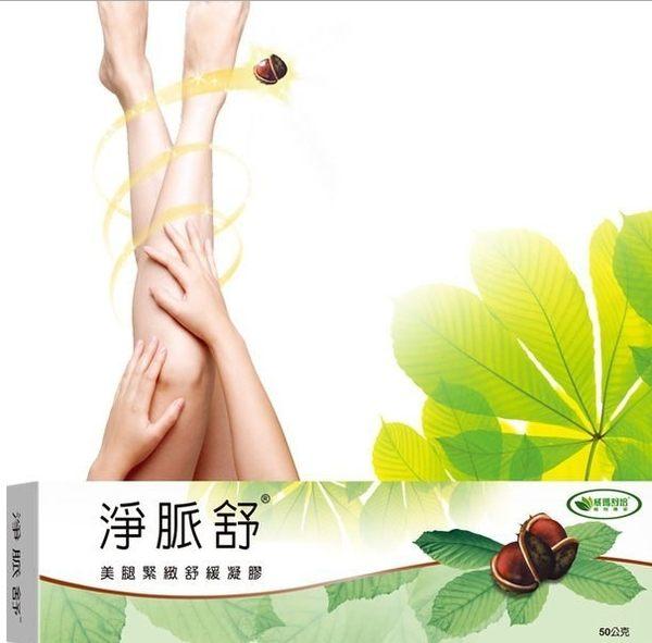 專品藥局 Viplant 淨脈舒凝膠-50g(舒緩腿部壓力)【2000177】